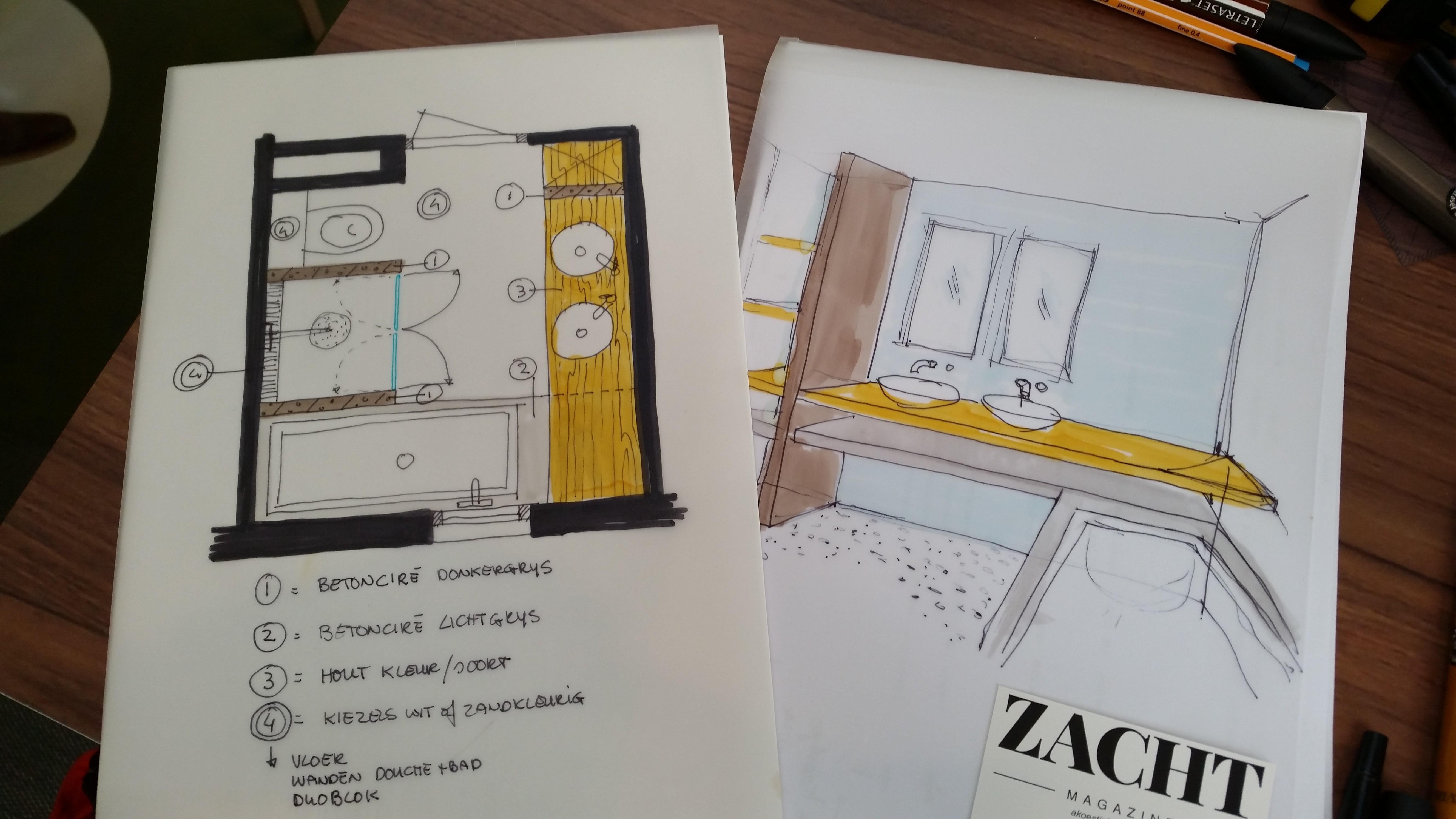 Kom! een GRATIS badkamer ontwerpgesprek