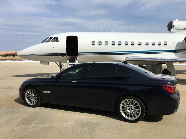 VIP – flight # the TOP